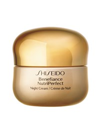 Benefiance Nutriperfect Night Cream 1.7 Oz. Shiseido