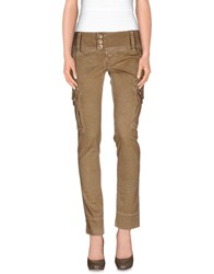 Nolita De Nimes Trousers Casual Trousers Women Khaki