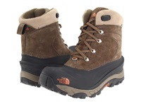 The North Face Chilkat Ii Mudpack Brown Bombay Brown Men's Cold Weather Boots