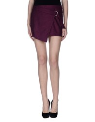 Gaudi' Skirts Mini Skirts Women Lead
