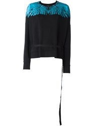 Marcelo Burlon County Of Milan 'Daina' Sweatshirt Black