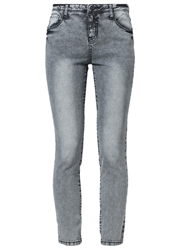 Opus Enja Slim Fit Jeans Grey