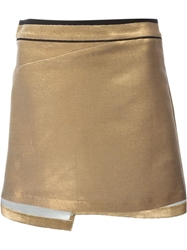 Zadig And Voltaire Fitted Mini Skirt