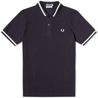 Fred Perry Original Single Tipped Polo Blue
