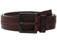 Pistil Harrison Belt Brown Men's Belts