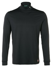 Chervo Long Sleeved Top Schwarz Black