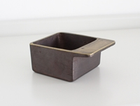 Square Ashtray By Carl Aubock By Carl Aubock Oen Shop