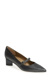 Anyi Lu 'Georgia' Pump Women Black Lux