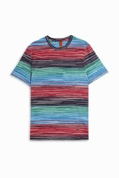 Missoni Crewneck T Shirt Multi