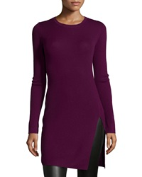 Bcbgmaxazria Long Sleeve Fitted Tunic Dress Port