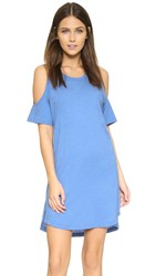 Lna Ella Dress Summer Blue