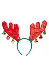 Berry Antler Headband With Ornaments