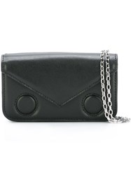 Emporio Armani Mini Envelope Bag Black
