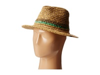 Mountain Hardwear Raffia Fedora Crater Dolphin Caps Brown