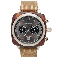 Briston Clubmaster Sport Chronograph Watch Grey
