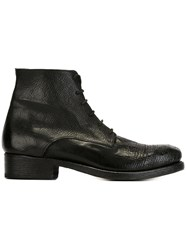 The Last Conspiracy 'Sune' Boots Black
