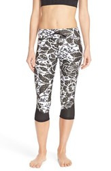 Women's The Upside 'Safari Floral' Leggings