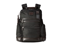Tumi Alpha Bravo Knox Backpack Hickory Backpack Bags Brown