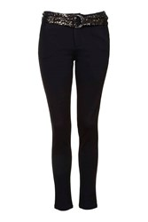 Tailor Made Black Fitted Trousers By Wyldr