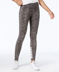 Tommy Hilfiger Space Dyed Skinny Leggings Smoke Combo