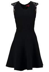 Derhy Gag Jumper Dress Noir Black