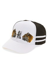 Topman Men's Embroidered Tigers Baseball Cap