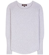 Loro Piana Lausanne Cashmere Sweater Grey