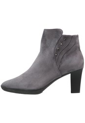 Peter Kaiser Berrte Ankle Boots Fumo Grey