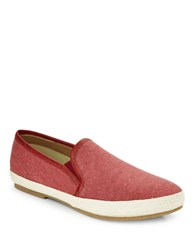 Gbx Dart Espadrilles Slip On Sneakers Red