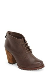 Women's Eastland 'Victoria 1955' Lace Up Bootie Brown