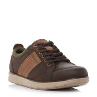 Barbour Bowlam Sport Sole Chukka Boots Brown
