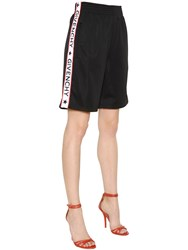 Givenchy Technical Neoprene Jersey Shorts W Logo