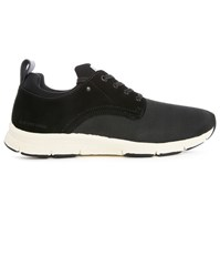 G Star Black Aver Dual Material Running Shoes
