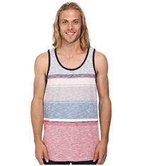 Rip Curl Aggrotime Tank Top Red Men's Sleeveless