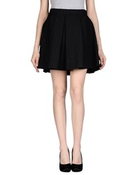 Imperial Star Imperial Skirts Mini Skirts Women Black