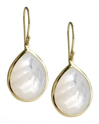 Ippolita Medium Mother Of Pearl Teardrop Earrings