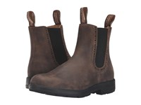 Blundstone Bl1351 Rustic Brown Women's Pull On Boots