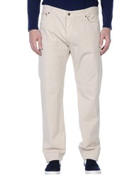 Marlboro Classics Trousers Casual Trousers Men Beige
