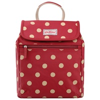 Cath Kidston Button Spot Backpack Berry