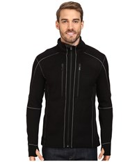 Kuhl Interceptr Jacket Black Men's Sweatshirt