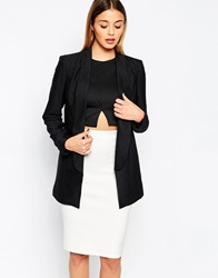Finders Keepers Make Your Mark Blazer Black