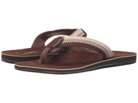 Scott Hawaii Punahele Brown Women's Sandals