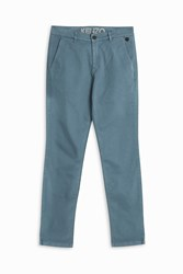 Kenzo Men S Slim Branded Chino Boutique1 Blue