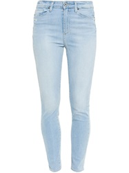 Paige Margot Ultra Skinny Jeans Blue