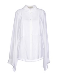 Veronique Branquinho Shirts White