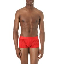 Hom For Him Microfibre Trunks Red