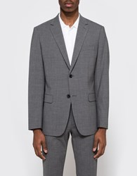 Theory Wellar Jacket In Charcoal
