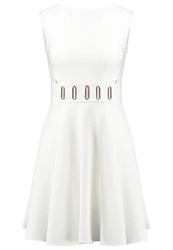 Miss Selfridge Cocktail Dress Party Dress White