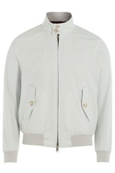 Baracuta Cotton Blend Jacket Grey