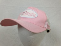 Baby Pink Atlanta Hat By Thevirtualmall On Etsy